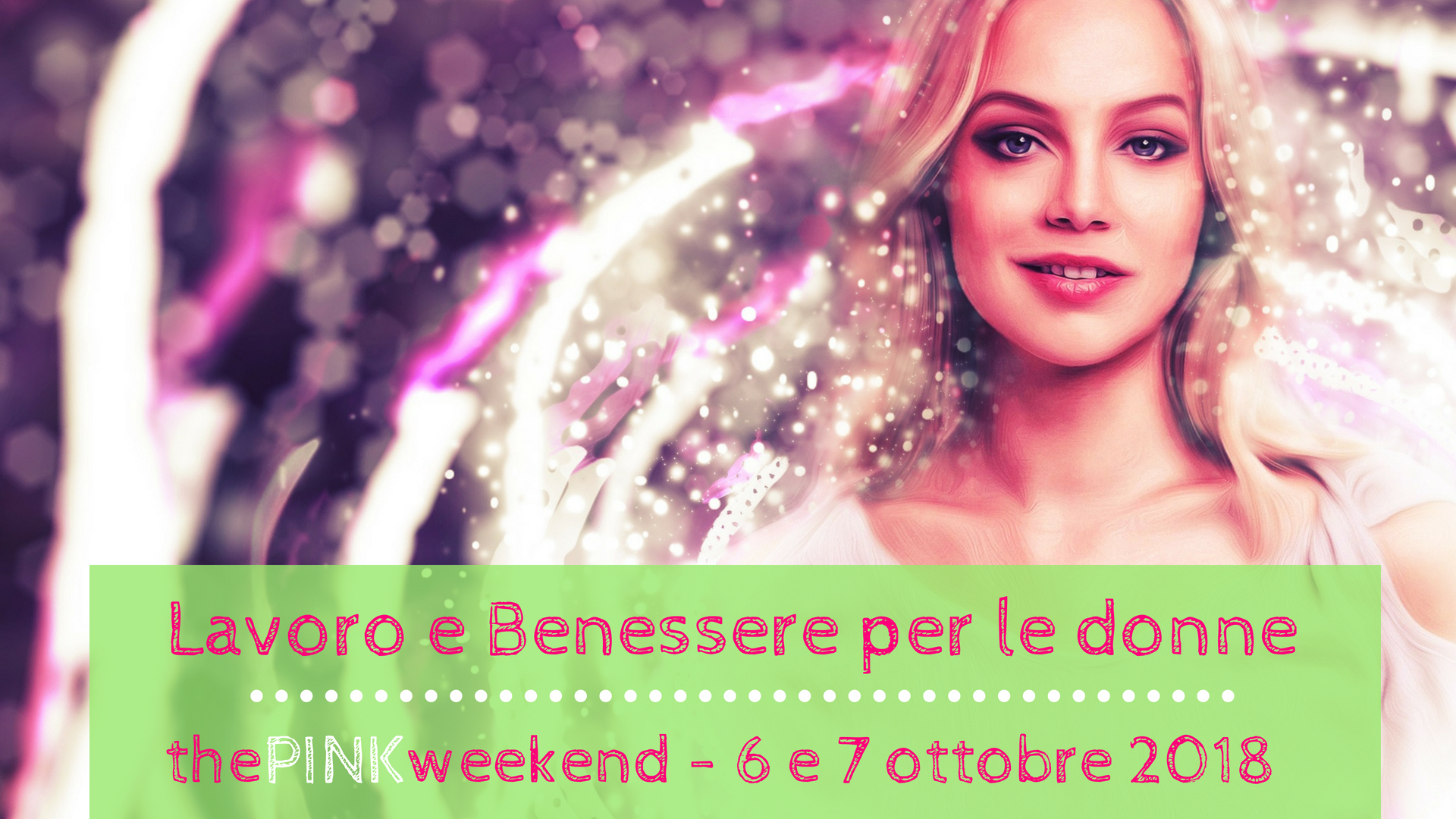 thePINKweekend – Lavoro e Benessere per le donne
